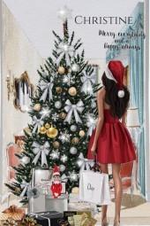Merry Everything Christine