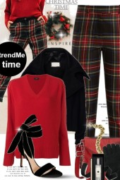 Christmas Time and trendMe Time