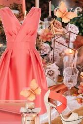 Coral Elegance