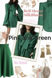Pink and Green Trend