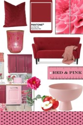 Red and Pink Trend