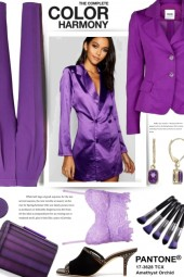The Complete Color....Pantone Amethyst Orchid