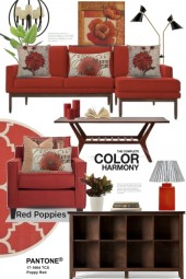 The Complete Color Harmony Poppy Red