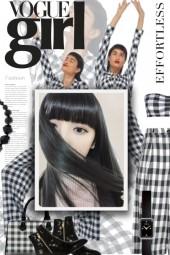 Effortless Vogue Girl