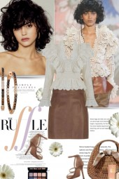 Just ...Ruffles and Lace