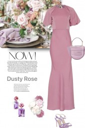 Now....Dusty Rose