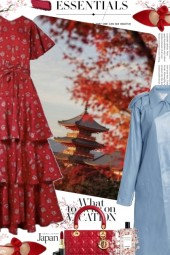 Vacation Getaway to Japan