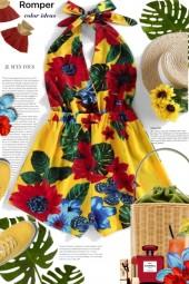 Romper Color Ideas