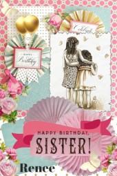 Happy Birthday to my Sister Renee