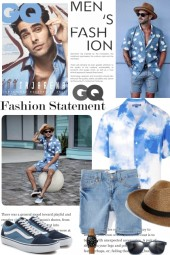 GQ Fashion Statement