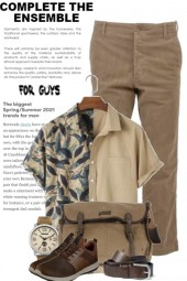 COMPLETE THE ENSEMBLE FOR GUYS