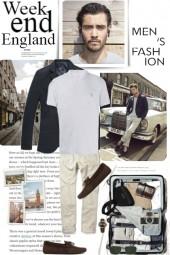 England Weekend Mens Fashion