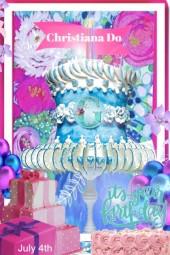 Happy Birthday Christiana