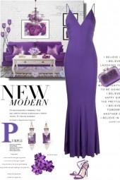 The New Modern in Purple