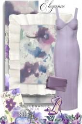 Elegance in Lilac