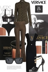 Versace NYFW