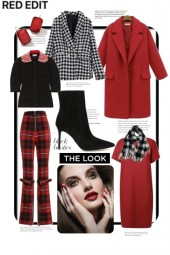 THE FALL RED EDIT