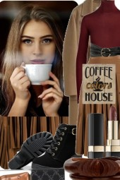 Coffee House Colors