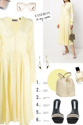 Yellow Dress #
