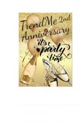 TrendMe 2nd Anniversary