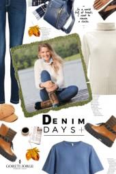 Comfortable fall apparel