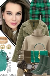 Fall trend - Fur Coat