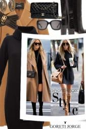 Street Style - Sweater Dress