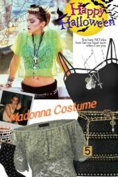Madonna : Halloween Inspiration
