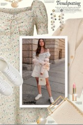 Dua Lipa & Pepe Jeans Dress