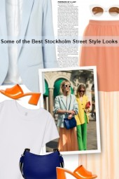 Some of the Best Stockholm Street Style Looks