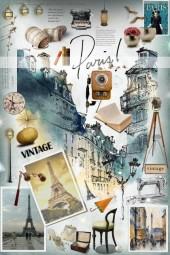 Vintage - Paris!