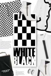 Black & White - Celebrity Style