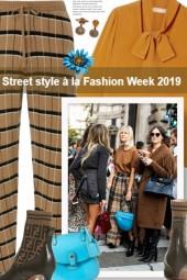 Street style à la Fashion Week 2019 Milan