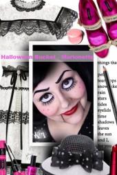 Halloween Bucket - Marionette 2
