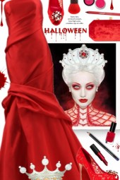 Very pretty red queen