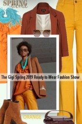 The Gigi Spring 2019 Ready-to-Wear Fashion Show