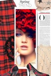 Quirky Floral Editorials