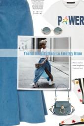 Trend Inspiration: Le Energy Blue