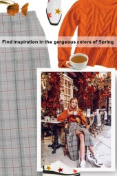 Find inspiration in the gorgeous colors of Spring