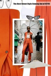 The Best Street Style Coming Out of New York Fashi