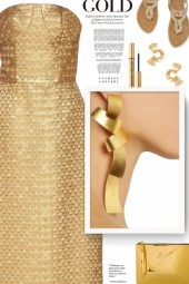 ...in gold