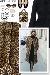 We love a classic leopard print