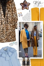 This Is How We're Wearing Leopard