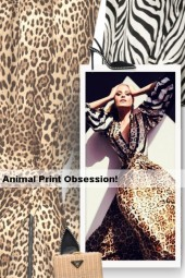 Animal Print Obsession!