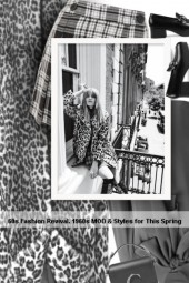 60s Fashion Revival. 1960s MOD & Styles for This