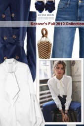 Sezane's Fall 2019 Collection