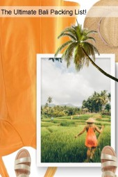 The Ultimate Bali Packing List!