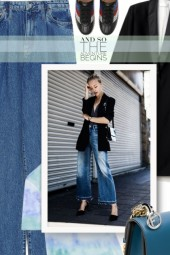 Would You Wear It? Denim Culottes