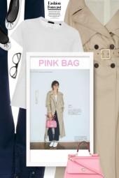 fall 2019 - pink bag