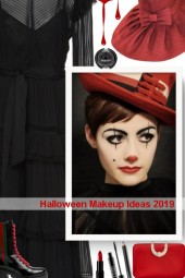 Halloween Makeup Ideas 2019